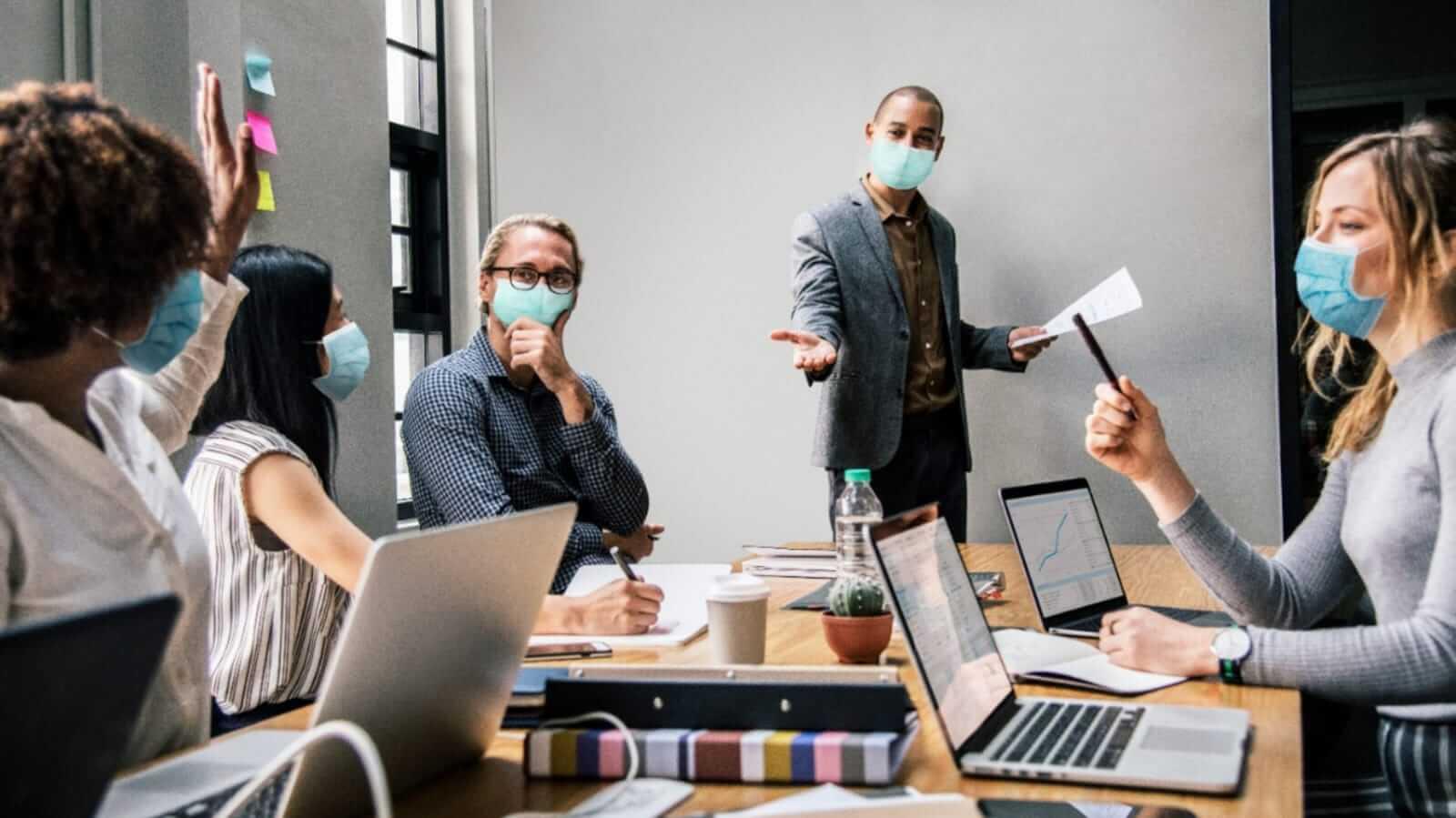 3 dicas essenciais para um bom retorno aos escritórios